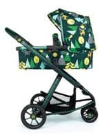 Giggle 3 Travel System with Everything Into The Wild